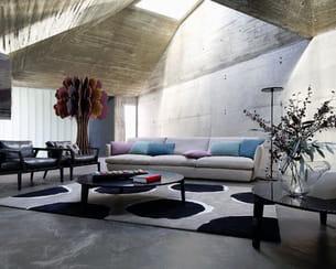 table marmo,design daniel rode pour roche bobois.remerciements : taschen