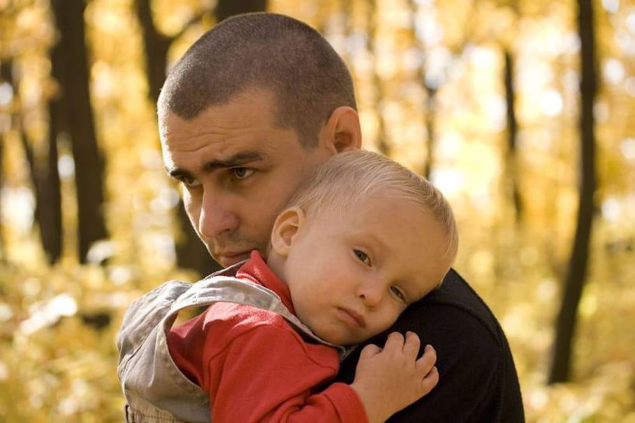Les pères demandent plus d'égalité parentale en cas de divorce