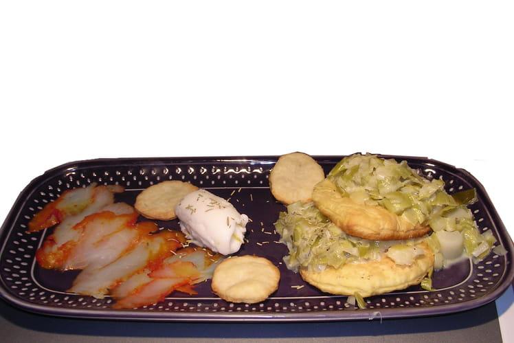 Gourmand de haddock