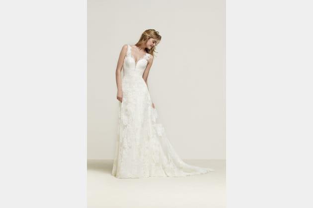Robe de mariée Drulias de Pronovias
