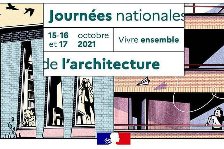 Journées de l'architecture 2021: programme par villes