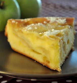 quatre quarts aux pommes