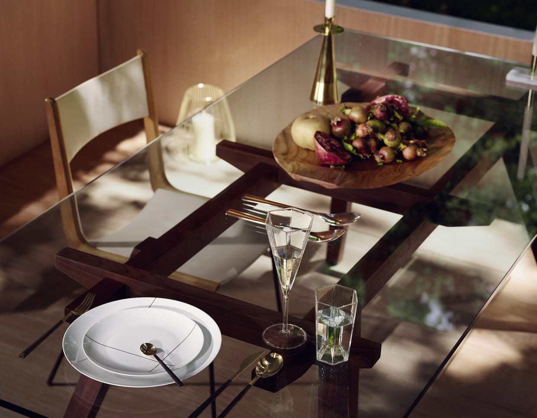 Assiette d cor ligne de zara home for Ligne decor