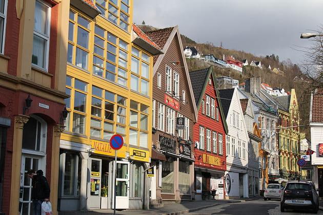 Bergen voit la vie en couleurs