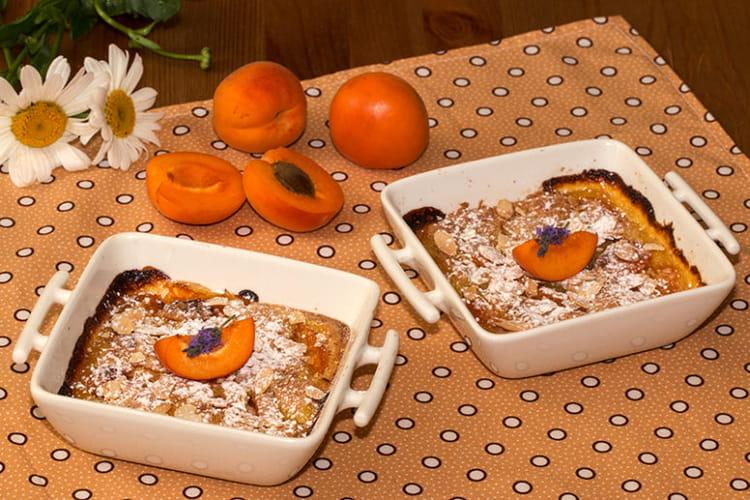 Gratins aux abricots
