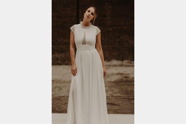 Robe de mariée Andromède, collection 2021, Camille Marguet