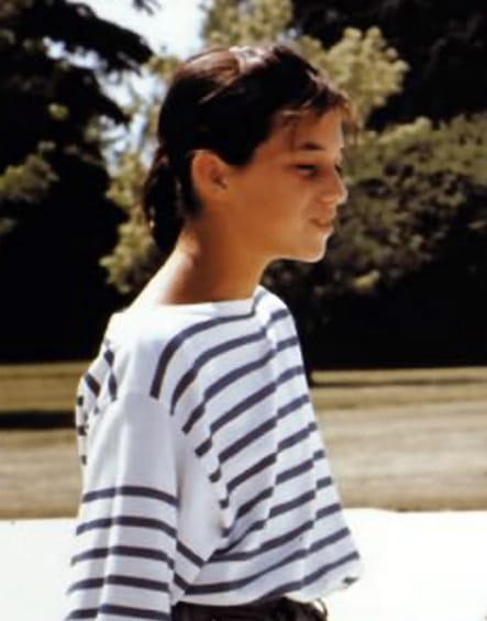 Les années 80 : Charlotte Gainsbourg