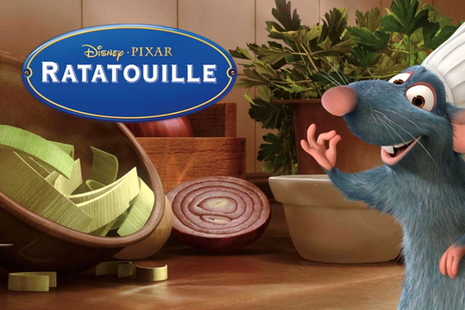 Grégory Cuilleron s'invite dans les cuisines de Rémy sur Disney Channel