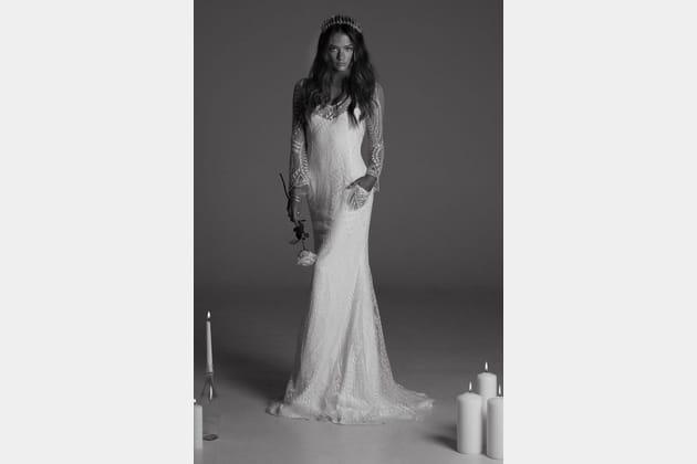 Robe de mariée Aleph, Rime Arodaky