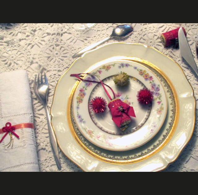 Déco de Noël récup': le bouchon pompon