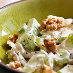 salade waldorf