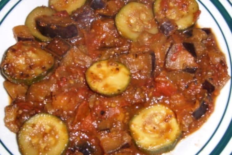 Ratatouille aux pommes de terre