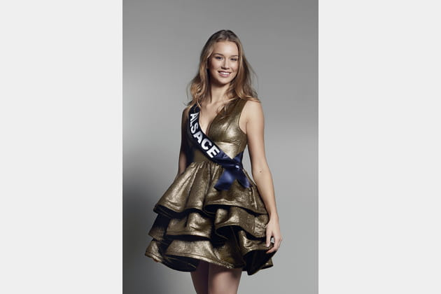 Miss Alsace - Claire Godard