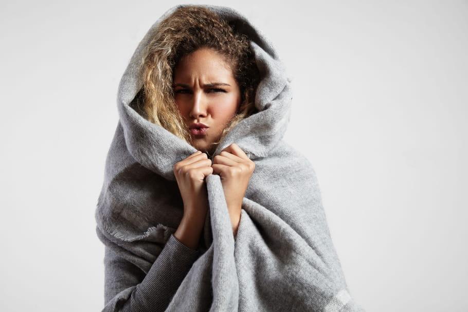 Frilosité: d'où vient cette sensation d'avoir toujours froid?
