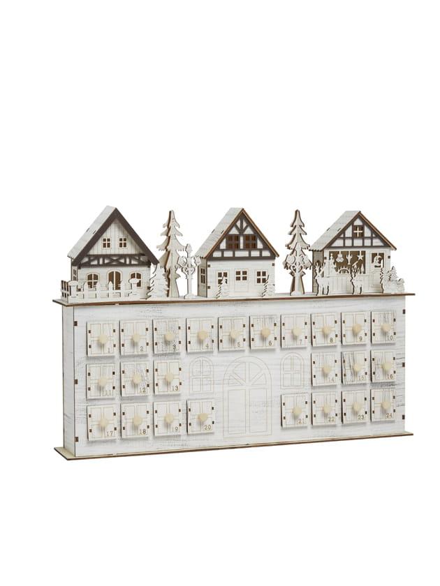 calendrier de l 39 avent chalet en bois par laura ashley. Black Bedroom Furniture Sets. Home Design Ideas