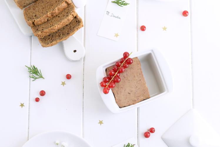 Terrine de foie de volaille façon foie gras