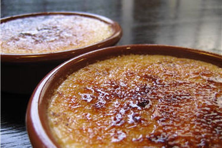 Crème brûlée : la meilleure recette