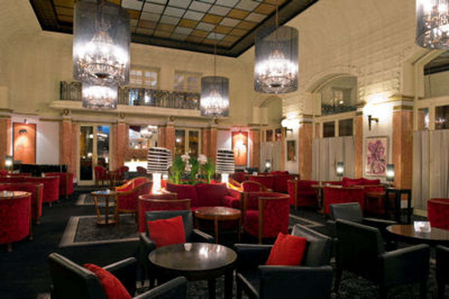 Cocktails : une dégustation crescendo au bar du Lutetia