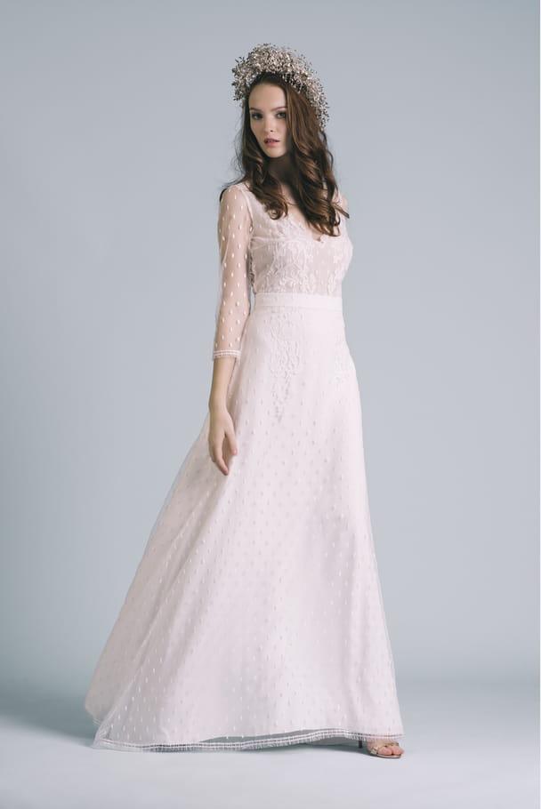 Robe de mariée Luiza