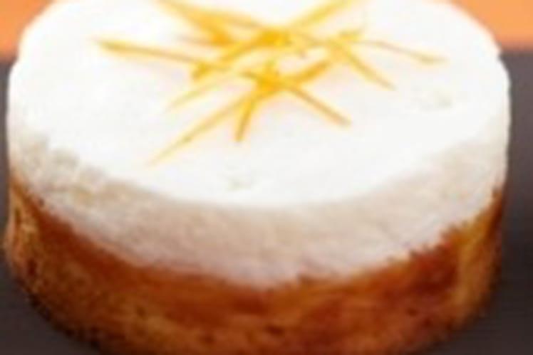 Cheesecake doux à la carotte