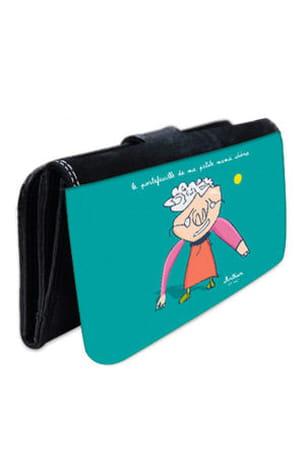 un portefeuille pour la fête des grands-mères !