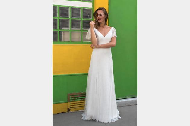 Robe de mariée Punta Cana, Marie Laporte