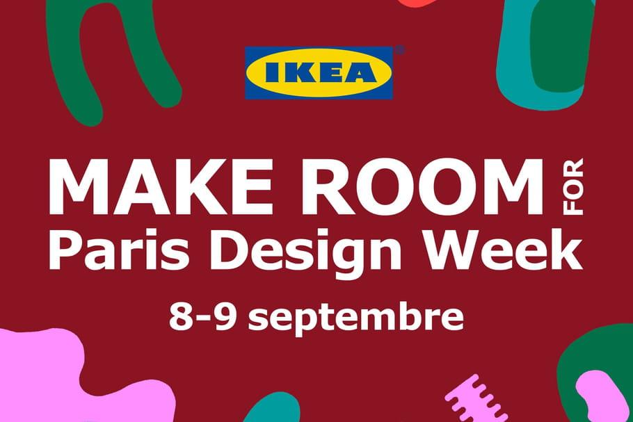 Pour Paris Design Week, Ikea nous invite dans son salon
