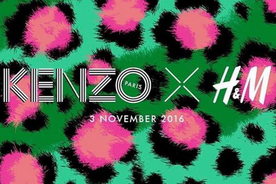 Kenzo X H&M, la prochaine collab' annoncée