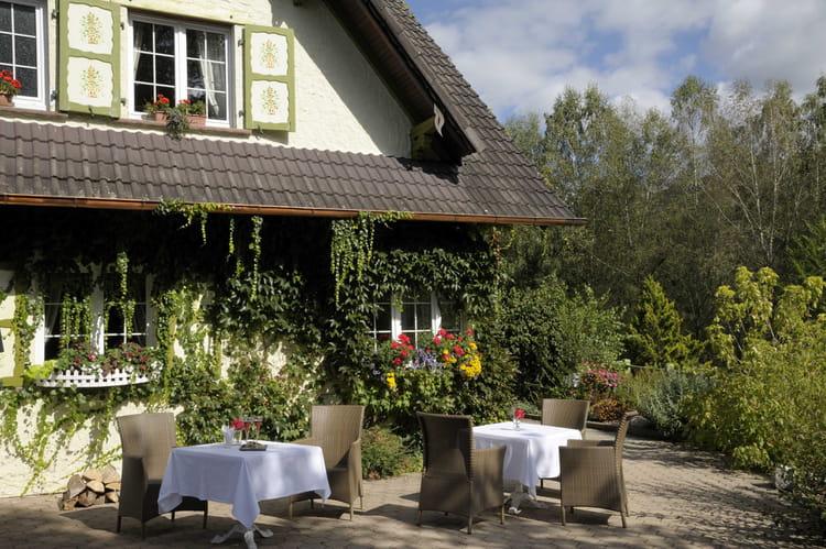 terrasse hostellerie la cheneaudiere â©jo pesendorfer