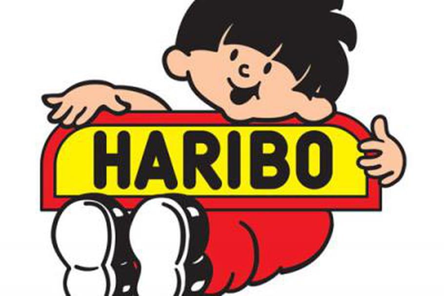 creation du logo haribo