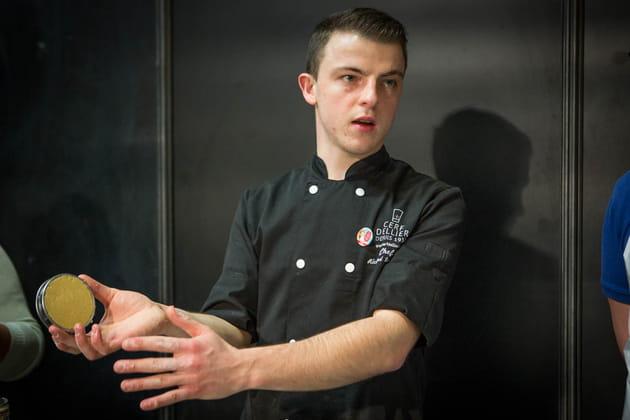 Des cours de pâtisserie