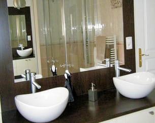 la salle de bains de magali avant