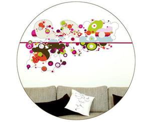 sticker 'bubbles' d'art sticker