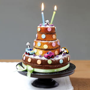 gâteau rêve d'enfant