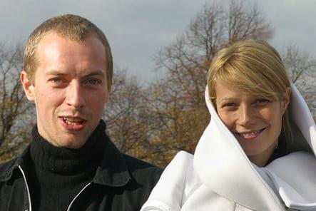 Gwyneth Paltrow et Chris Martin : après l'effort, le réconfort