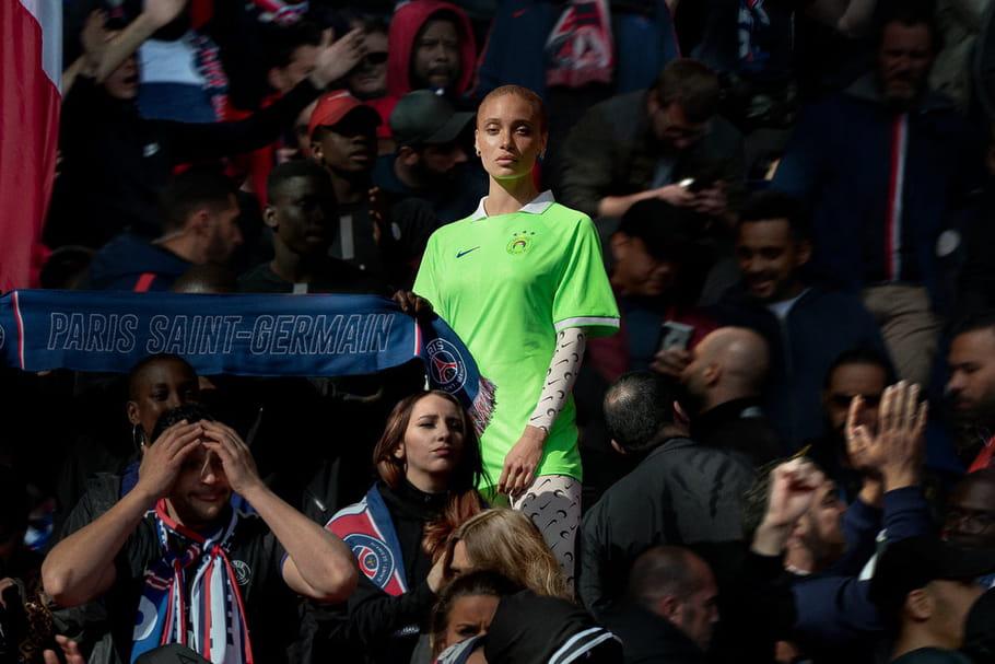 Pour la Coupe du monde féminine de football, la mode mouille le maillot