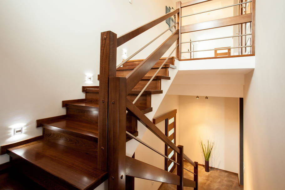 Comment éclairer un escalier?
