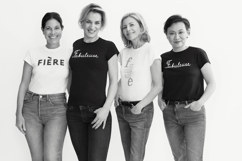 Le 8mars en 10initiatives cool de la mode pour les femmes