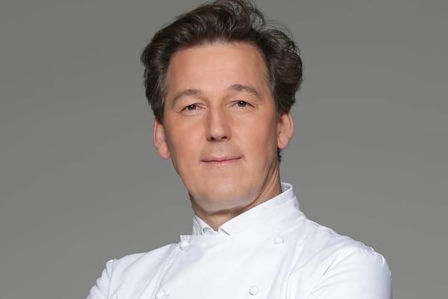 Pierre Marcolini, chef au grand coeur