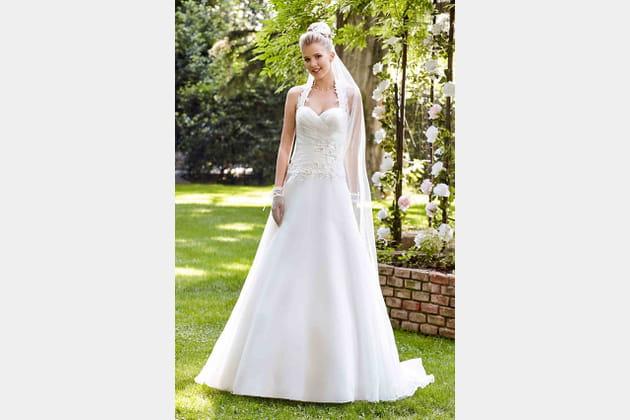 Robe de mariée Baladine de Point Mariage