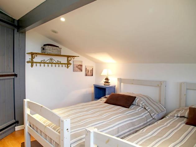 Je veux le même à la maison : une chambre à l\'ambiance bord de mer
