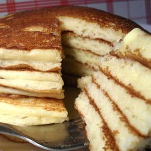 fluffy pancakes à la ricotta