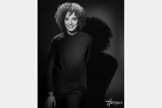 L'écrivaine et prix Goncourt 2017Leila Slimani