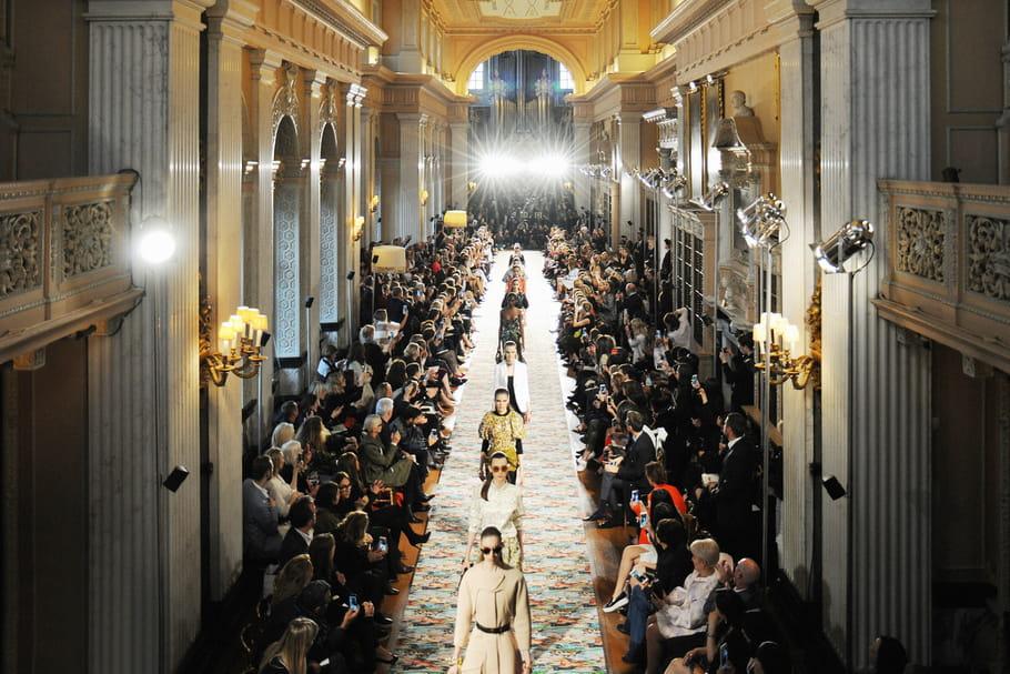 Christian Dior croisière 2017, à l'assaut de Blenheim