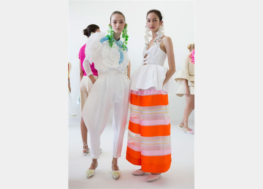 Delpozo (Backstage) - photo 26