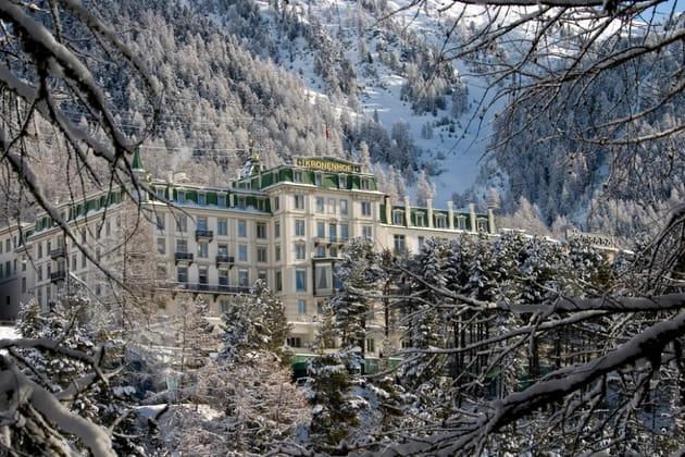 Hôtel***** Grand Hotel Krokenhof