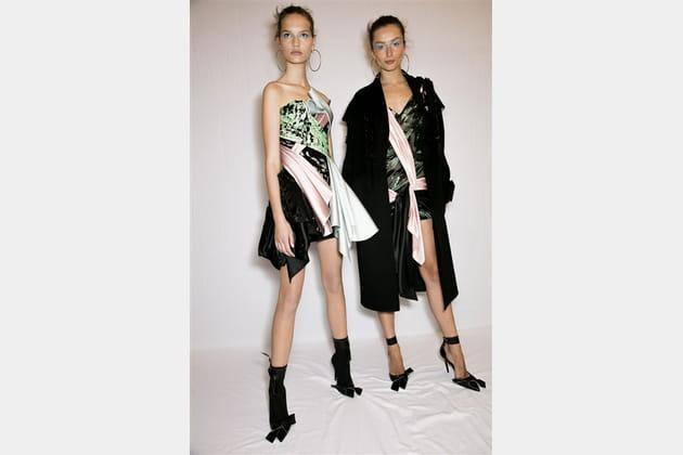 Atelier Versace (Backstage) - photo 17