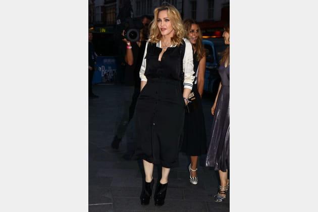 Madonna le 15septembre 2016
