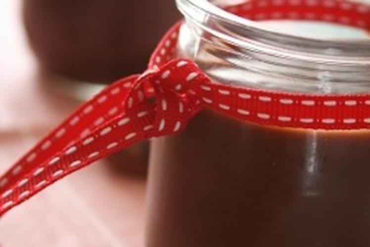 Crème au chocolat, bio, sans allergènes majeurs ni gluten