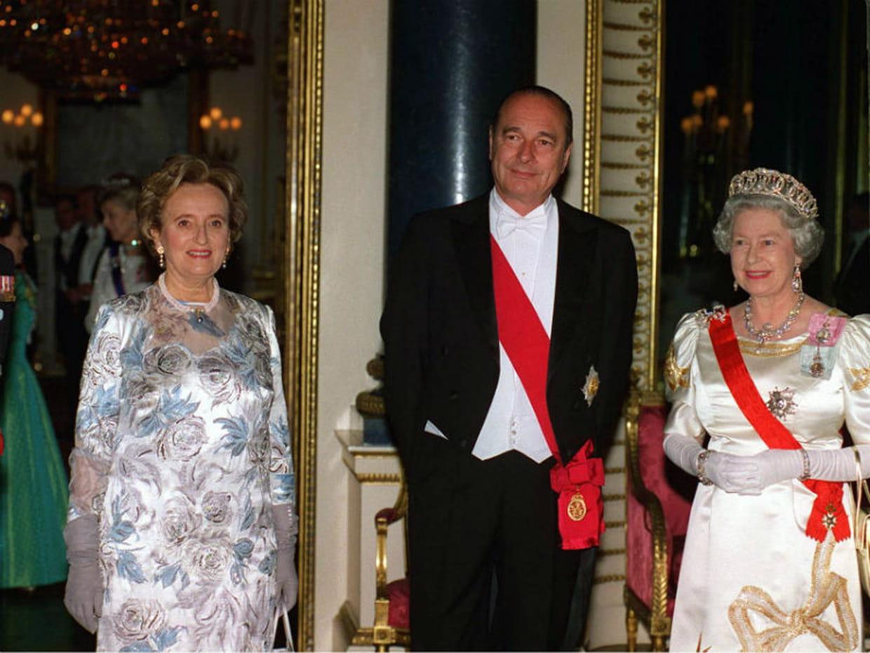 Sa majest - 80 ans de mariage noce de quoi ...